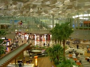Photo of Singapore Changi by Andrew Smith