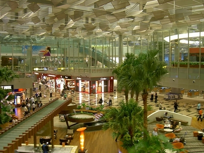 Photo of Singapore Changi International Airport by Andrew Smith