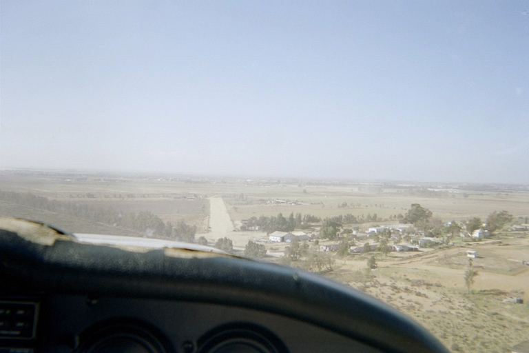 Photo of San Quintín Military Airstrip by Nancy Woodard