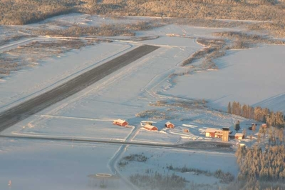 Photo of Storuman Airport by Zbigniew Matczuk