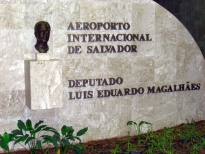 Photo of Deputado Luiz Eduardo Magalhães International Airport by Robert Munsche