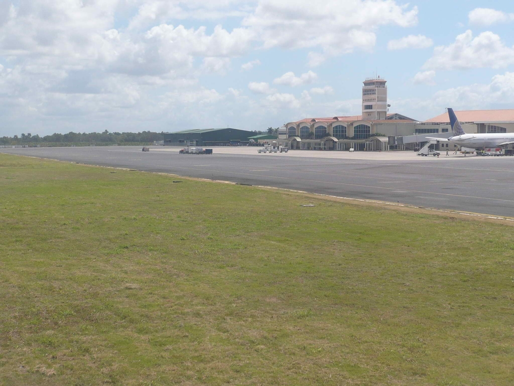 Photo of Cibao International Airport by Rolf Laager