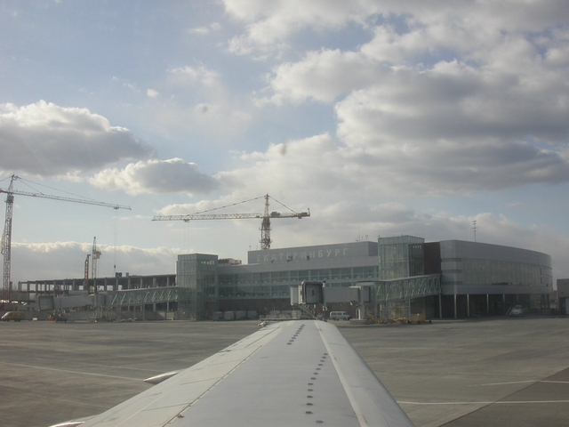 Photo of Koltsovo Airport by Michael Witte