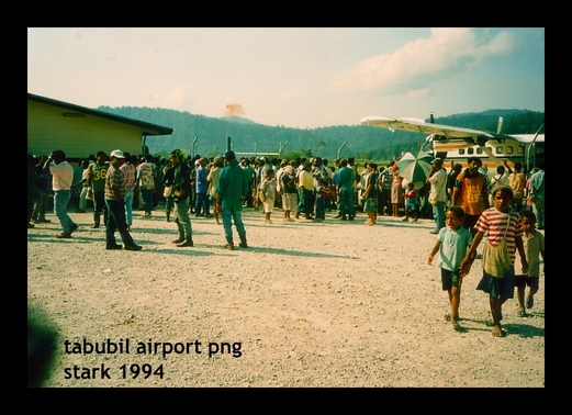 Photo of Tabubil Airport by Tanja Stark