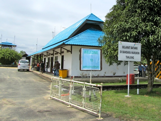 Photo of Warukin Airport by Imam Soeseno