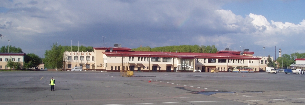 Photo of Roshchino International Airport by Graham Thomas
