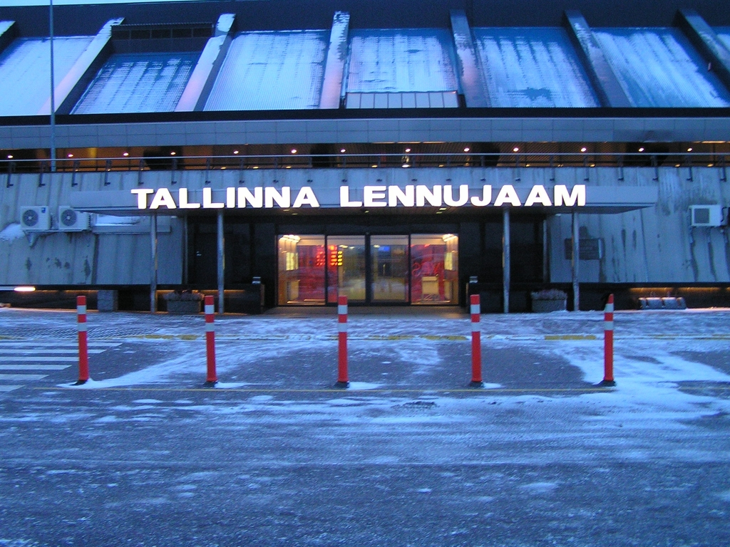 Photo of Tallinn Airport by Maciej Matysek