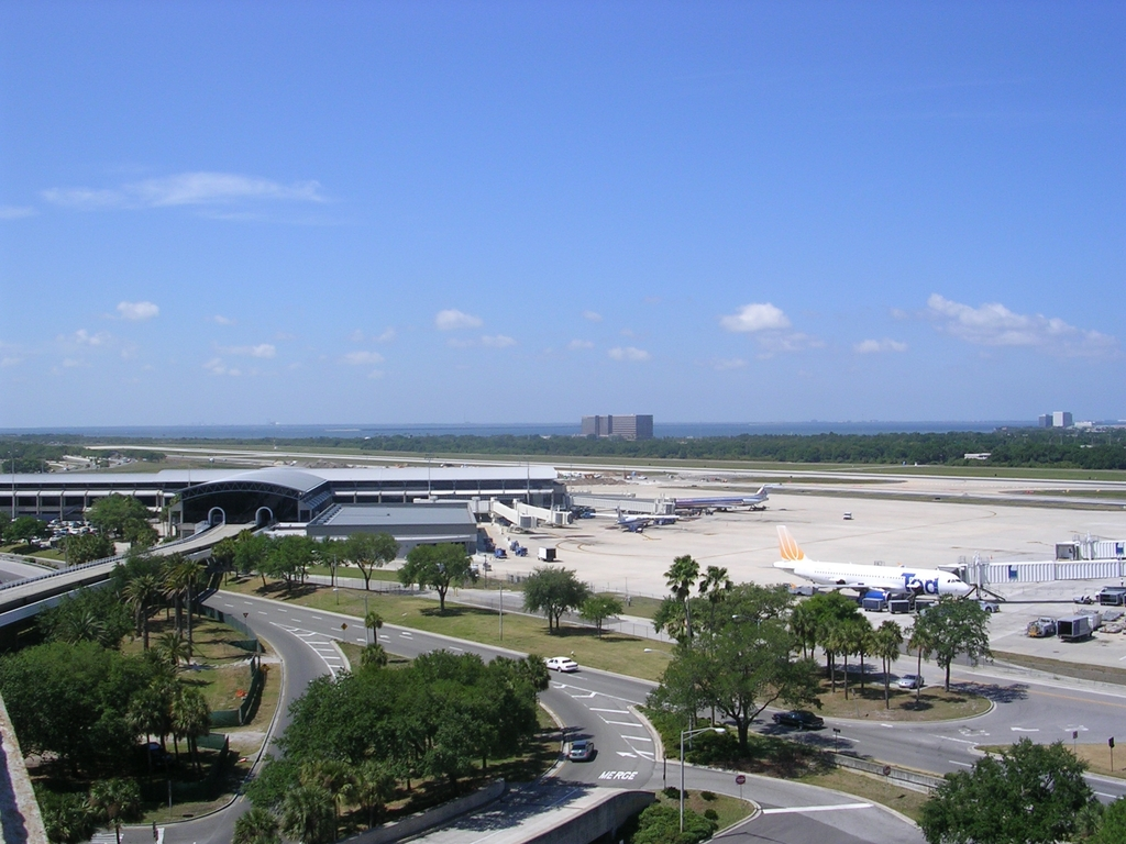 Photo of Tampa International Airport by Rupen Philloura
