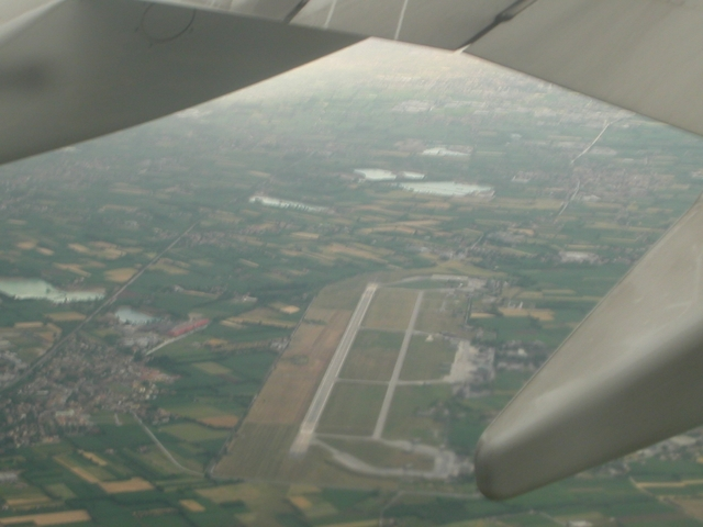 Photo of Treviso / Sant'Angelo Airport by Basile Baron