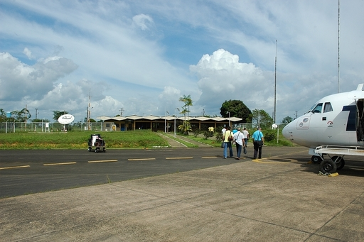 Photo of Tucuruí Airport by Paul Mak