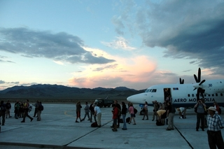 Photo of Ulgii Mongolei Airport by Good Guy