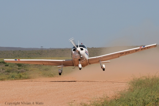 Photo of Vredendal Airport by Vivian Watts