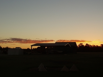 Photo of Wondai Airport by Michel Rapelli