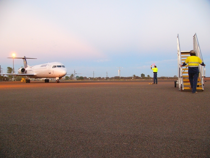 Photo of Mount Keith Airport by Aloysius Voortman