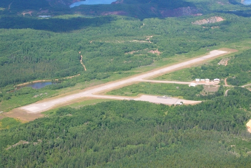 Photo of Atikokan Municipal Airport by Cal Gosselin