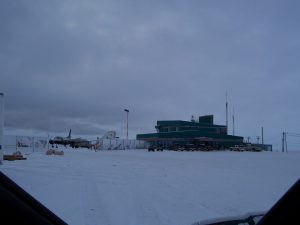 Photo of Rankin Inlet by C. Prins