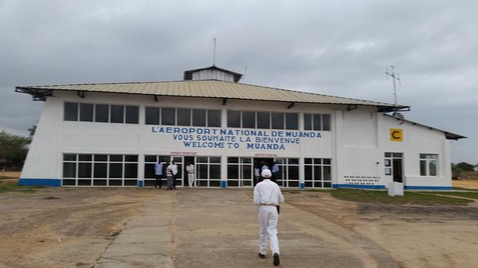 Photo of Muanda Airport by John de Wet