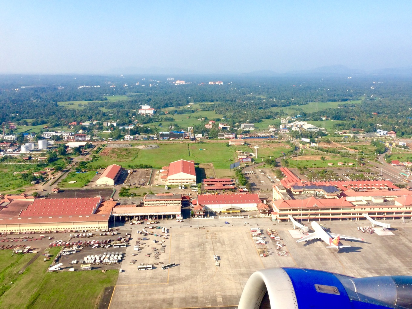 Photo of Cochin International Airport by Abin Pathrose