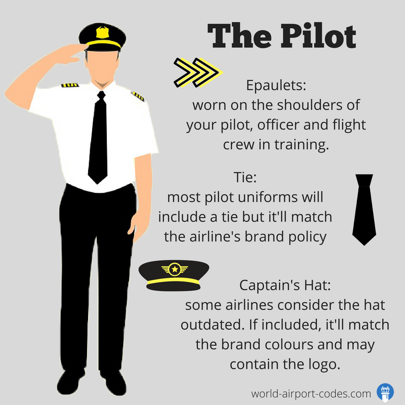 What do Staff at Airports wear? A Guide to Uniforms at the Airport