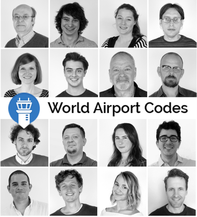 World Airport Codes team
