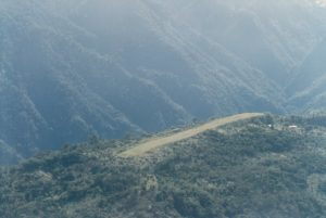 Photo of Bank Airstrip by Peter R Johnson